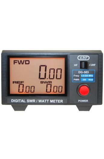 Tosmètre wattmètre digital K-PO DG-503